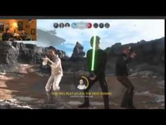 Star Wars Battlefront with Mike and Ryan game 2015