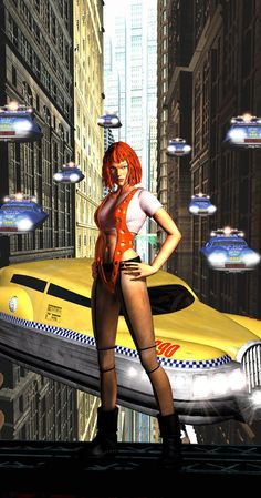 The Fifth Element (Video Game 1998) - IMDb