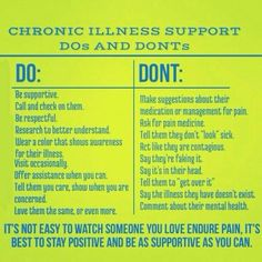 From @NICkFFU: About time I came across a #ChronicIllness etiquette list... #spoonieproblems #SpoonieChat #fibromyalgiaprobs #Fibro pic.twitter.com/QZFPFqS39u