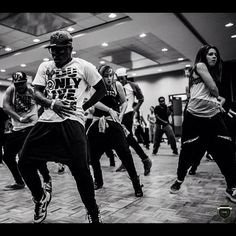 Do I want to be a hip hop dancer on the side in life? Yes, yes I do.