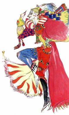 yoshitaka amano final fantasy 6 - Google Search