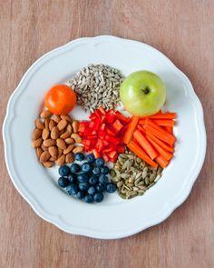 12 Fast, Easy & Healthy Snacks - Henry Happened