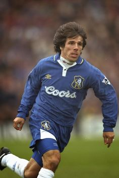 There is only one Gianfranco Zola... #Respect