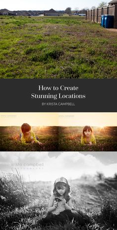 How to Create Stunning Locations