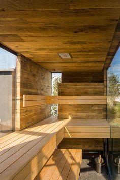 Sauna - - #außenküche
