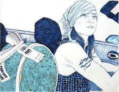 A vision of modern American life by Hope Gangloff