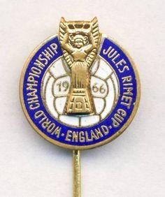 1966 FIFA WORLD CUP in England PIN BADGE Football Soccer   | eBay