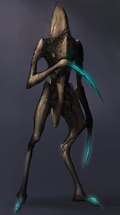 Monster Design from Guild Wars Nightfall