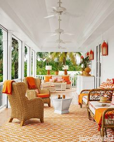 Mix and Chic: Home tour- A bright, bold and beautiful Bahamas home!
