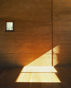 #rammedearth perfect for #passivecooling on #hotdays detail from our #rammedearthhouse in country #victoria #australianarchitecture #sustainabledesign #lowimpact photography @derek_swalwell by steffenwelscharchitects
