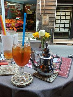 Tutkish Tra at Naama Café