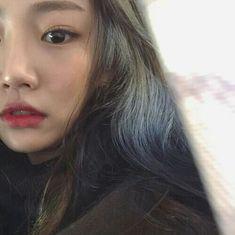 Korean Women, Korean Girl, Asian Girl, Korean Beauty, Asian Beauty, Uzzlang Girl, Hair Game, Cute Korean, Girls Dream