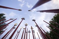5th Annual Creative Spaces Event (24) #signage #design #exhibition