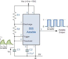 phase wiring on phase contactors or analog 4 20ma input 3 phase electronics tutorial about the 555 oscillator and how the 555 oscillator can be used as a · electronic schematicselectronic cigarettes circuitelectrical