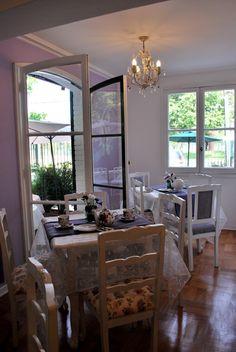 Maryté casa de té  en Santiago Chile  - Tea room in Chile