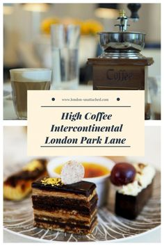 High Coffee at the Intercontinental London Park Lane, a luxury alternative to afternoon tea with fine coffee pairings at the Intercontinental Hotel Afternoon Tea London, Best Afternoon Tea, London Illustration, London Shopping, London Landmarks, London Food, London Restaurants, London Life, Great Coffee