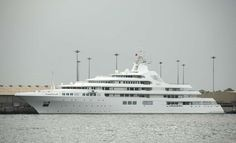 #3 Most Expensive Yacht in the World!  Dubai – $350 Million #yachts #world #miamiyachts