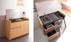 單身公寓必備迷你廚房 - DECOmyplace