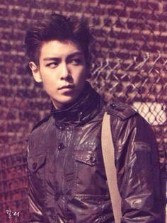TOP / CHOI SEUNGHYUN / 탑 / 최승현 | ㅉVOGUE KOREA TOP 1st LOOK X CK