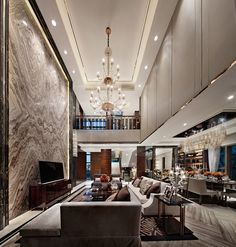 Hotel Luxurious Interior by Steve Leung Designers