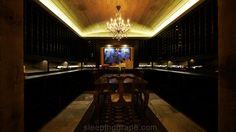 Heavy Timber Wine Cellar