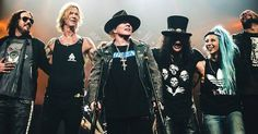 Guns N' Roses: Not In This Lifetime Tour (I parte): datos y números.