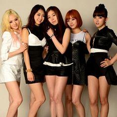 Ladies Code R.I.P Eun B and Rise Ladies Code fighting!