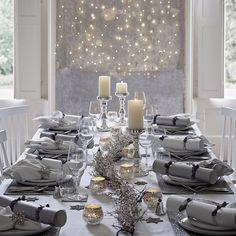 Праздники в кругу семьи от The White Company | Пуфик - блог о дизайне интерьера