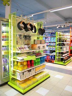 Supermarket Design | Promotional Ends | Promo End Fixture | C1000