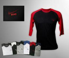 Kaos Nike Raglan