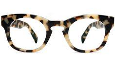 Kimball Marzipan Tortoise Eyeglasses