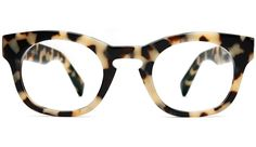 Kimball Marzipan Tortoise Eyeglasses by Warby Parker #wishlist