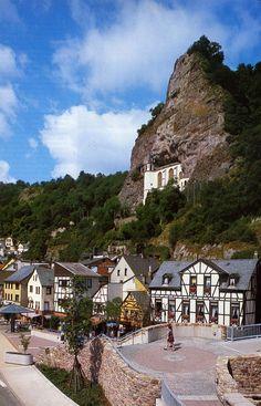 Idar Oberstein - Rhineland-Palatinate -Germany