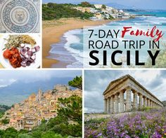 A 7-day Family Road Trip in Sicily, Italy