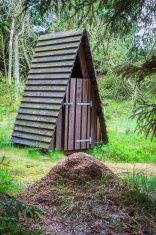 creative outdoor latrine - Google-søk
