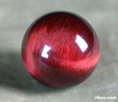 Tiger Eye Crystal Ball