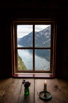 Coffee with Fred 05/25/16 -- Window Looking Out Upon the River  ~Repinned Via Melanie Kay