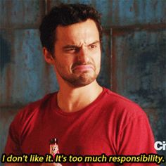 Nick Miller on being an adult - 10 'New Girl' Nick Miller Quotes for Absolutely Any Situation Life Throws At You | Bustle