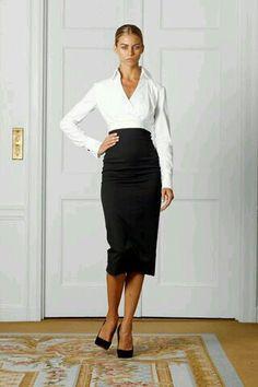 Moda Mujer Cortos Ropa Vestidos Trabajar Para Faldas Largos R1ppwTq