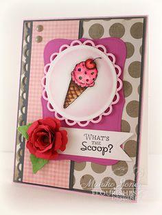 Stamps: Pinwheels & Popsicles  MakInk Studio