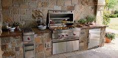 Grill | Outdoor Grills | Sub-Zero & Wolf Appliances