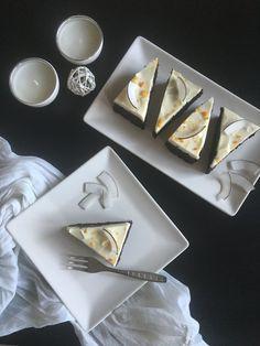 Édesburgonyás brownie mascarponés krémmel