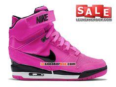 newest dcb37 bf10b Femme Nike Air Revolution Sky Hi GS Blanc Chaussures Basket Pas Cher Nike  Tn Requin Pas Cher, Officiel Nike Site!