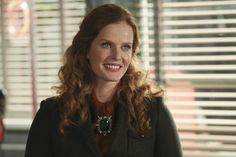 OMG. It's Lost all over again! Charlotte and Claire are reunited! Who's next? Sawyer? HAHHAAHHAHAHA. Rebecca Mader in Once Upon a Time.