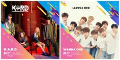 KCON 2017 LA add K.A.R.D and Wanna One to concert lineup   KCON USA Expo the worlds largest Korean culture convention and music festival have announced the group K.A.R.D and Wanna One as the latest additions to KCON 2017 LAs concert lineup!  K.A.R.D is a co-ed group formed by DSP Media in 2016. The group has four members: J.Seph B.M Somin and Jiwoo. The group released the first single for their trilogy pre-debut project K.A.R.D Project titled Oh NaNa featuring labelmate Heo Young-ji as a…