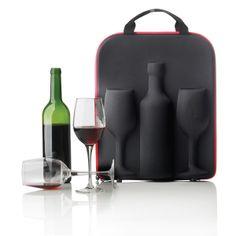 Mach dein Haus fit für den Frühling:  Swirl - Die Weintasche für gemütliche Stunden zu Zweit - Geschenke von Geschenkidee