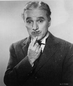 Charlie portrait as Henri Verdoux in Monsieur Verdoux (1947)
