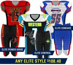 8 Best Sublimated Football Uniforms  ea1695a64
