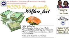 RCCG PEACE ASSEMBLY