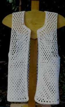 beginner crochet vest patterns | Free Crochet Patterns, Beginner Crochet Instructions and Crochet
